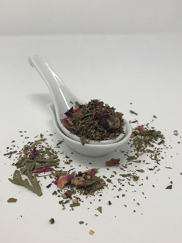 Solstice herbal tea